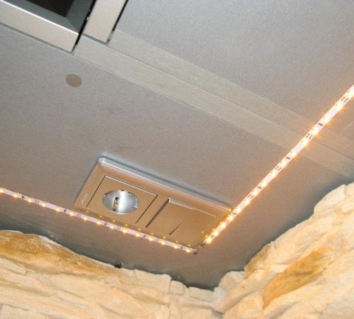 Светодиодная подсветка шкафа своими руками фото 632