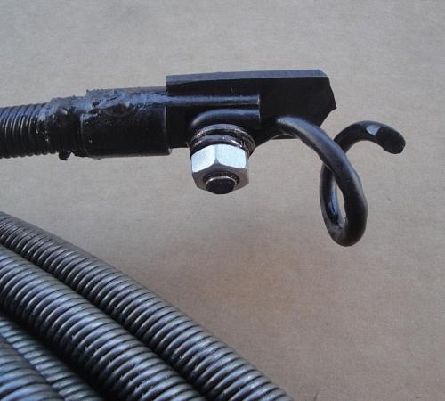 Трос для чистки канализации