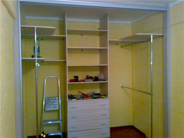 Гардеробная комната в