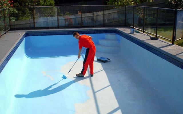 Гидроизоляция бассейнов для саун гидроизоляция фибергам