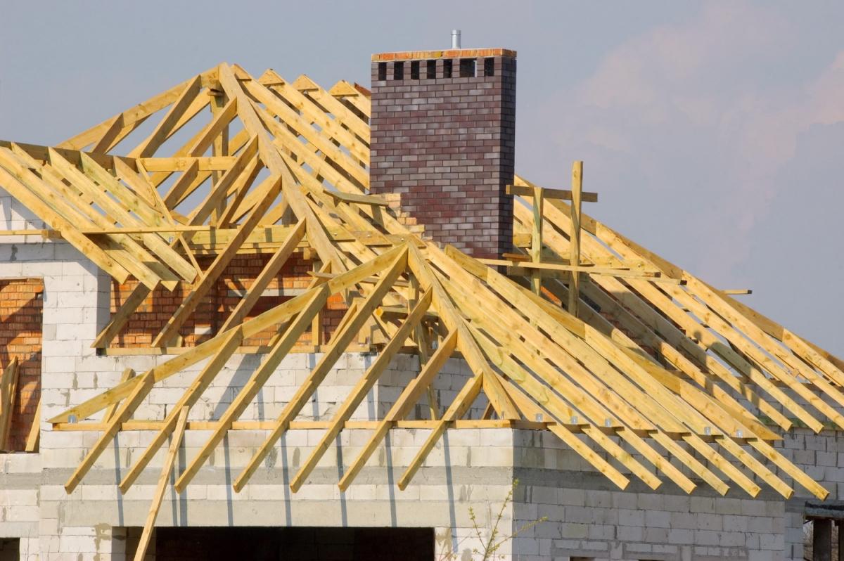 Стропильная система двухскатной крыши своими руками фото
