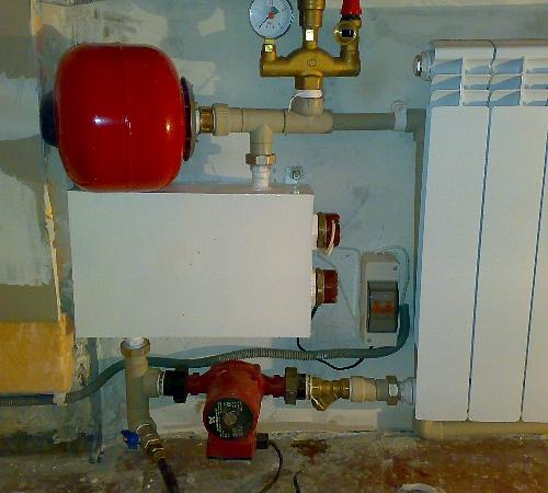 Электродные котлы для отопления частного дома цены