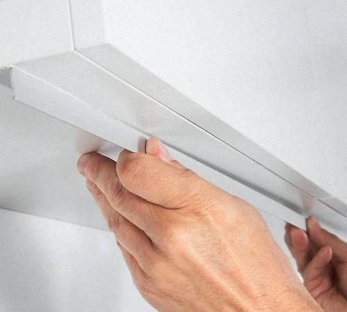 Монтаж светодиодной ленты в шкафу своими руками