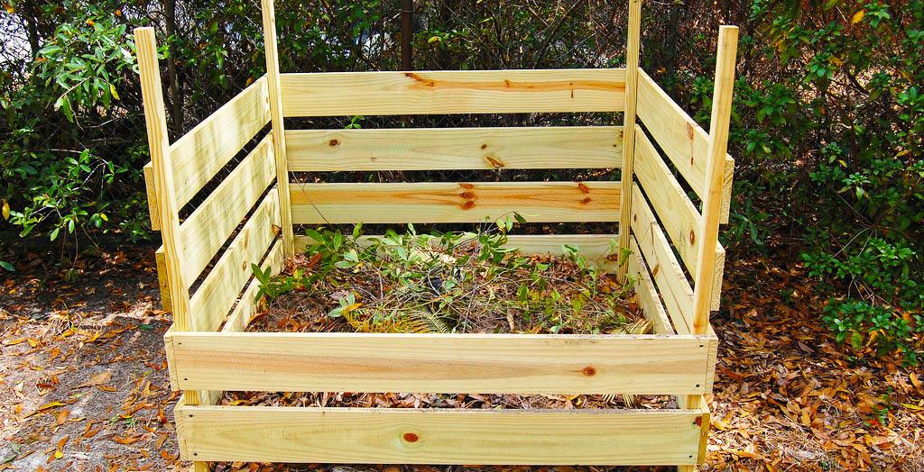 Видео компостная яма своими руками варианты изготовления