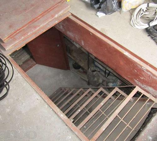 Как сделать яму с погребом в гараже
