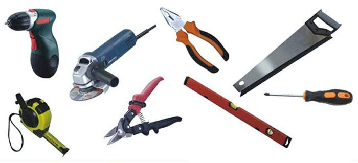 Инструмент для установки пластиковых окон своими руками