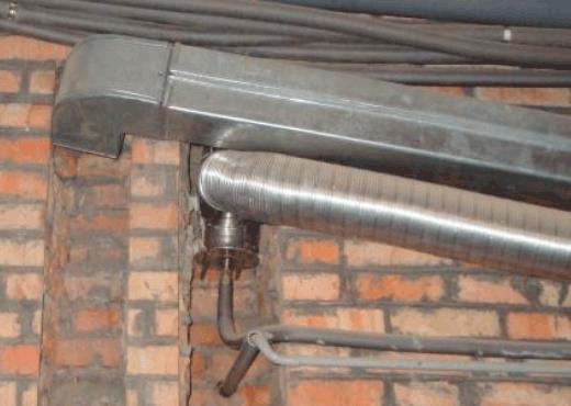 Вентиляция в частном доме для газового котла своими руками