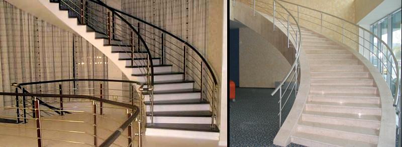 Бетонные монолитные лестницы: роль в современном интерьере.