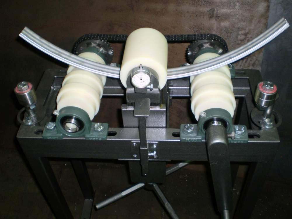 Станок для прокатки профильной трубы своими руками