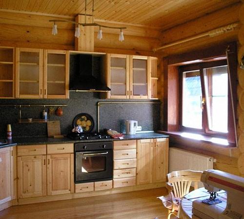 Внутренняя отделка кухонь своими руками