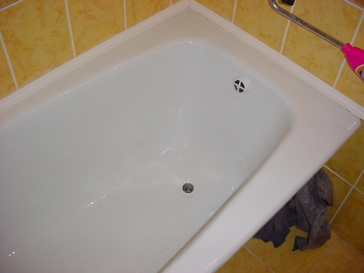 Акриловая ванна своими руками изготовить