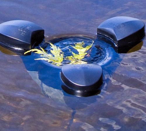 Плавающий фильтр для бассейна своими руками 96