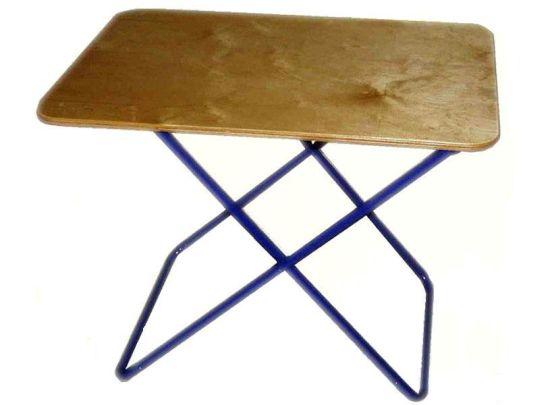 Как сделать детский складной столик своими руками