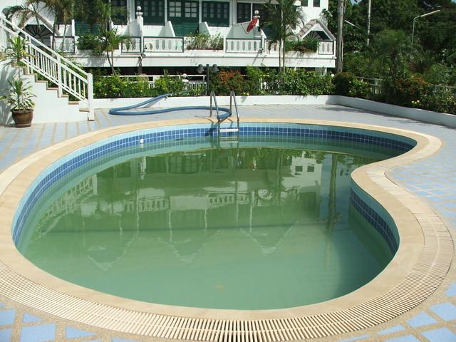 Пропиленовый бассейн доступное удовольствие 92