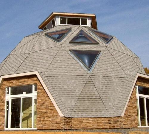 Купольный дом своими руками, Строительный портал