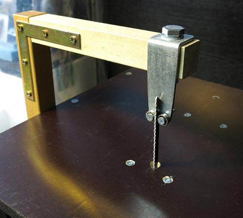 Как сделать стол для ручного электролобзика