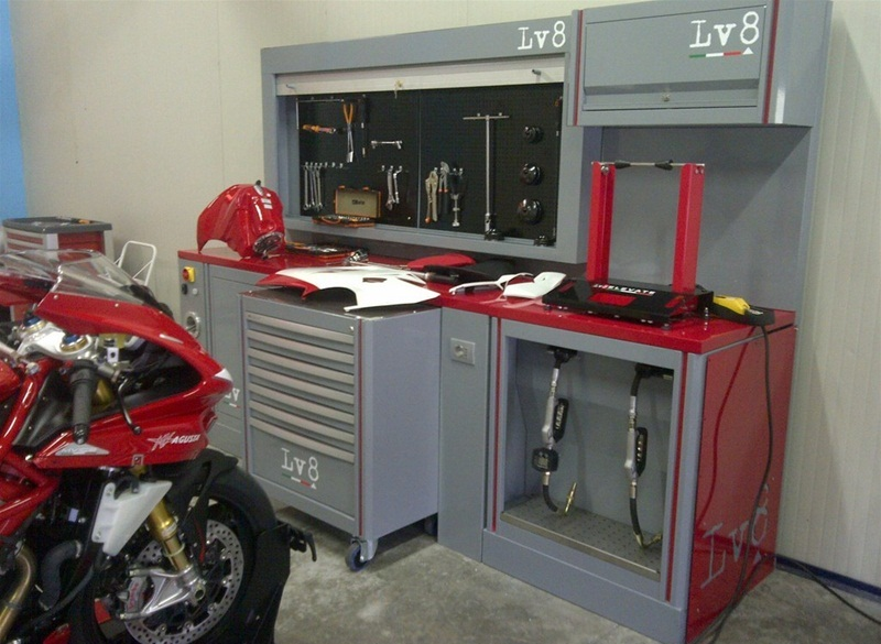 Оборудование в гараже своими руками фото