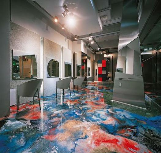 Обьемные наливные полы в картинках водоэмульсионная краска для покраски стен