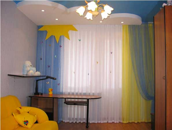 Дизайн жалюзи в комнату