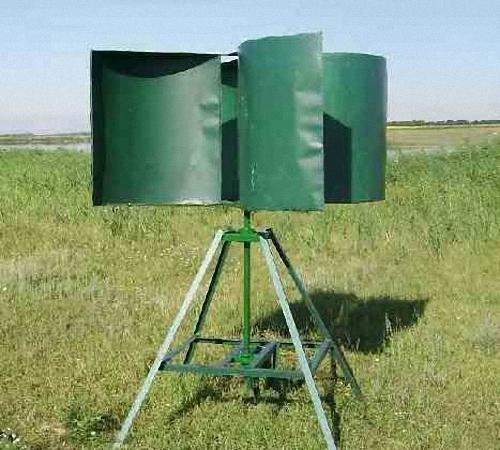 Как самому сделать ветрогенератор для дома