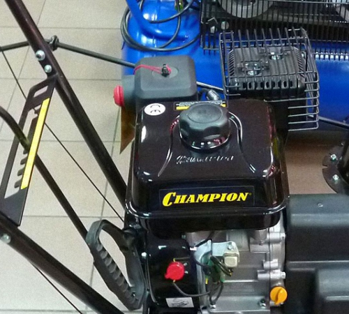 Champion St 656 Инструкция