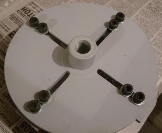 Самодельная планшайба на токарном - Точение тарелки из соснового сувеля Самоделки своими
