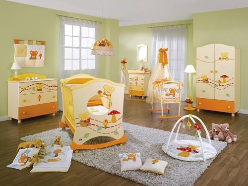 Оформление детской комнаты своими руками, Строительный портал
