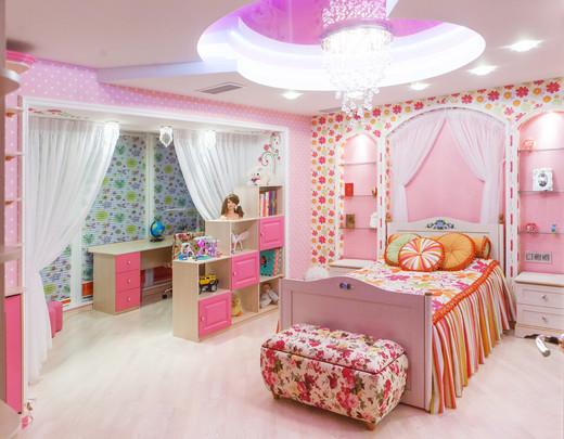 Детская мебель своими руками для девочки
