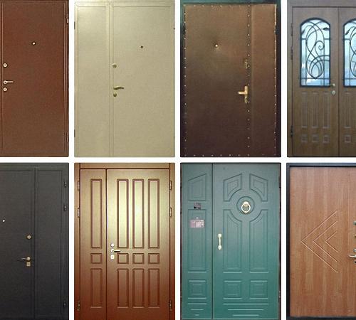 двери металлические входные в г сходня