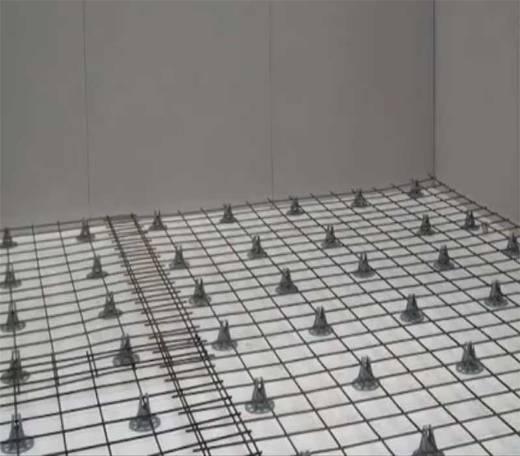 Как сделать ровные бетонные полы