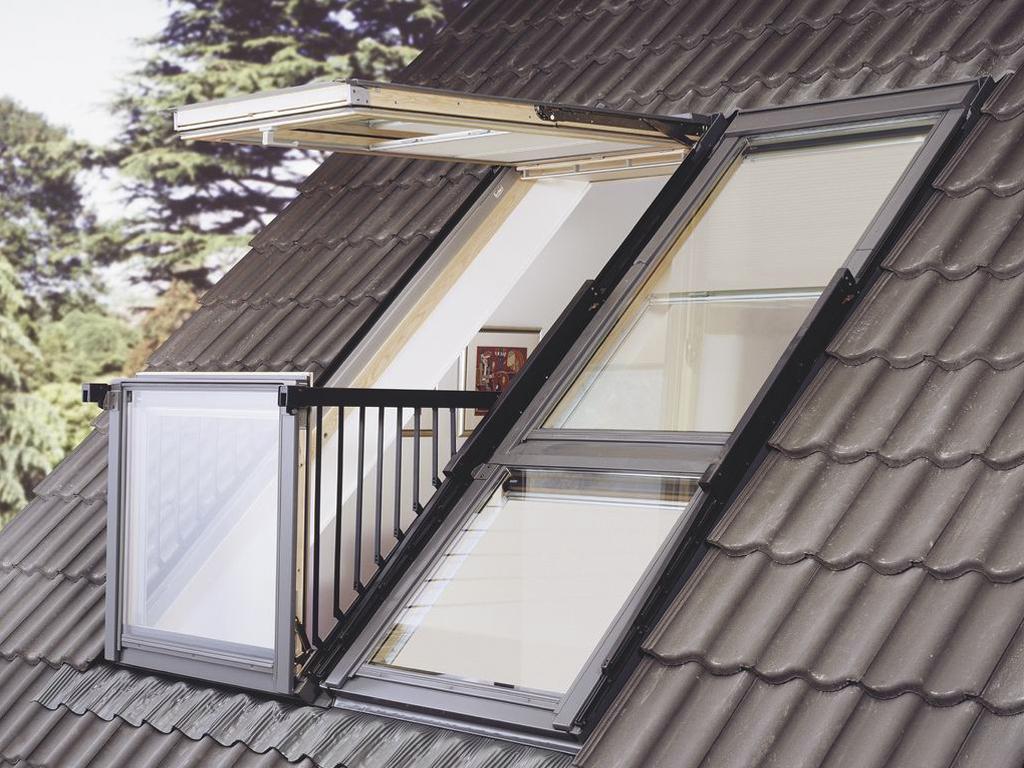 Как сделать мансардные окна своими руками