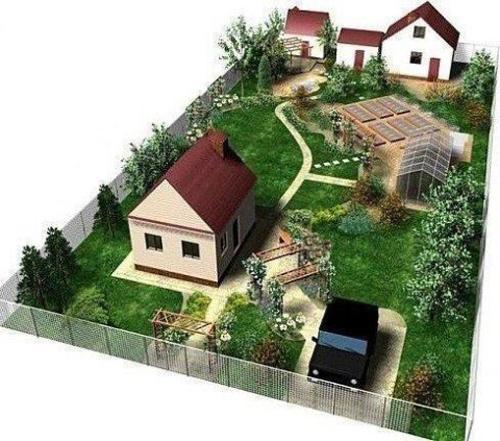 Готовые типовые проекты частных и загородных домов и
