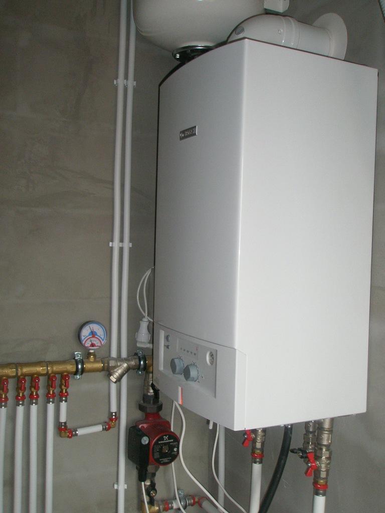 Отопление частного дома своими руками установка насоса фото 238
