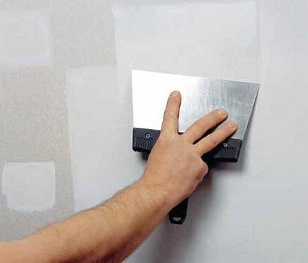 подготовка стен жидкие обои silk plaster