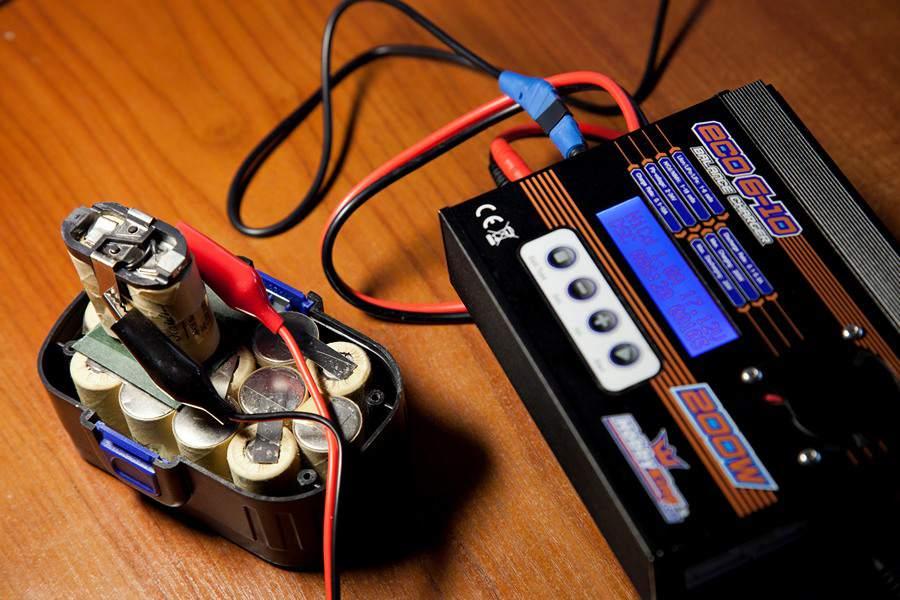 Батареи для шуруповерта ремонт своими руками 794