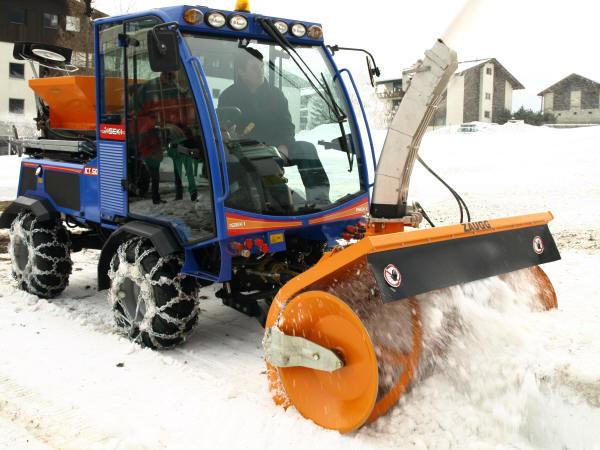 Снегоуборочная машина ремонт своими руками 199