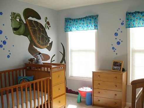 Комната для малыша своими руками