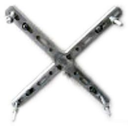 Монтажная планка «крест» для люстры