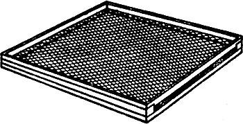 Вентиляционная крыша многокорпусного улья