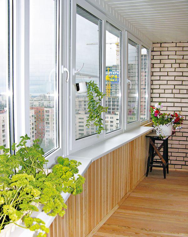 Утепление балкона, видео технологиЯ, какие выбрать материалы.