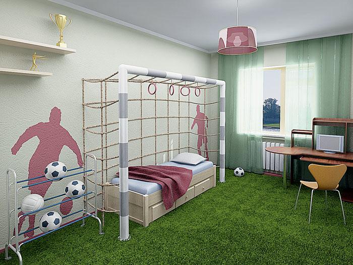 Оформление детской комнаты своими руками | Строительный портал: http://strport.ru/stroitelstvo-domov/oformlenie-detskoi-komnaty-svoimi-rukami