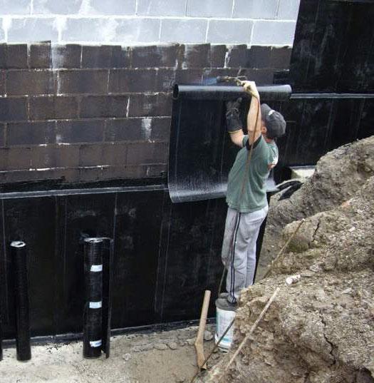 Как сделать гидрозащиту для погреба