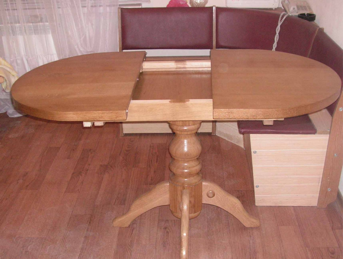 Как сделать кухонный стол из дерева своими руками чертежи фото 378