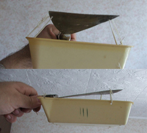 Как правильно побелить потолок, Строительный портал