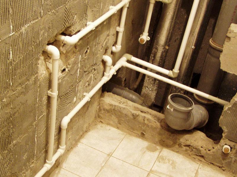 Штанга для шторы в ванную своими руками 93
