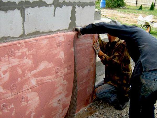 Штукатурка стен по утеплителю своими руками 28