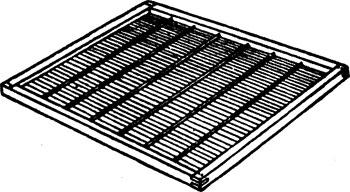 Разделительная решетка между корпусами улья