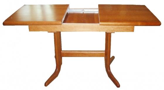 Раздвижной стол на кухню своими руками 33