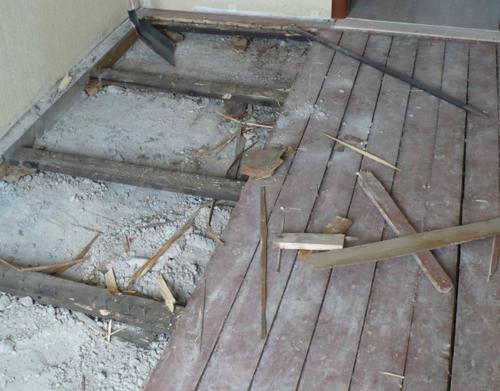 Как правильно сделать стяжку бетонного пола видео