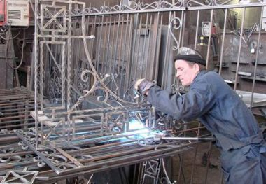 Сборка элементов холодной ковки